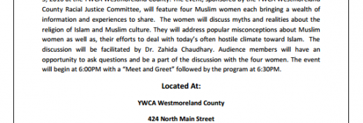 westmoreland muslim Has the new york times just provided proof of muslim brotherhood influence operations in the united states.